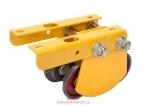Dragon Winch industrial manual trolley 2T