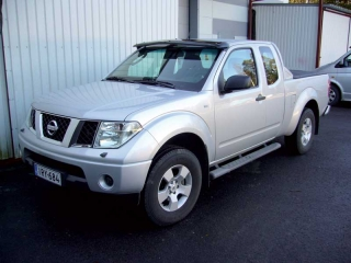 Nissan Navara D-40 Pick-Up/Pathfinder